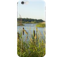 An English Golden Hour iPhone Case/Skin