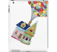 UP HOUSE iPad Case/Skin