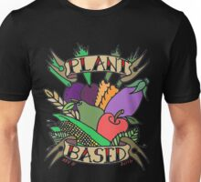 PLANT BASED VEGAN Unisex T-Shirt