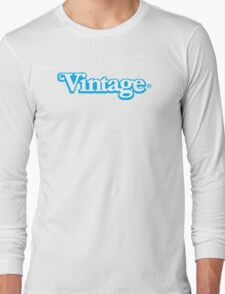 Celebrate Vintage Toys in the Kenner Toys Style Logo  Long Sleeve T-Shirt