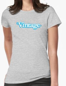 Celebrate Vintage Toys in the Kenner Toys Style Logo  Womens Fitted T-Shirt