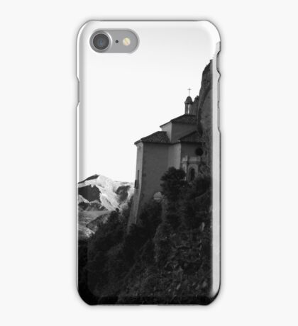 Castle in the Mountain iPhone Case/Skin