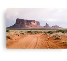 Once Upon a Time in the West Canvas Print