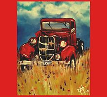 """Uncle John""""s Truck Red Old Farm Ranch  Unisex T-Shirt"""