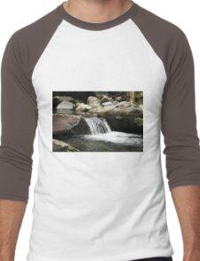 Smoky Mountains Men's Baseball ¾ T-Shirt