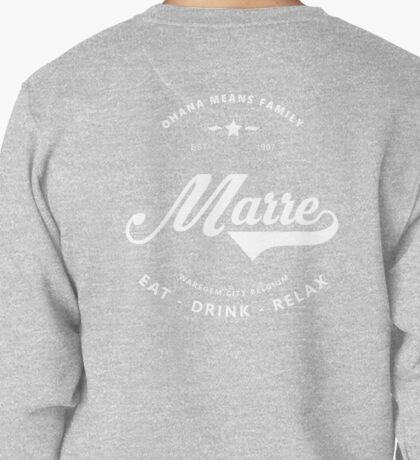 Ohana - Marre - Wit Pullover