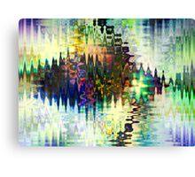 Color Pops Canvas Print
