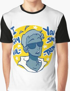 Lance says Vol-Tron Graphic T-Shirt