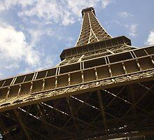 Tour Eiffel by pilsetnieks