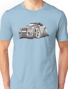 Audi A5 Coupe Caricature  Unisex T-Shirt
