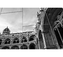 Jeronimos Monastery Photographic Print