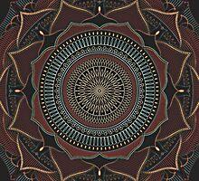 Mandala Var 2 by LaCron