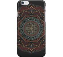 Mandala Var 2 iPhone Case/Skin