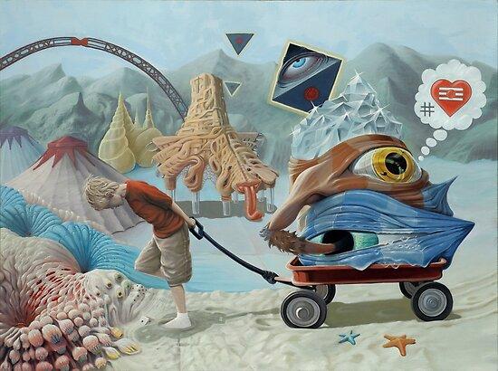 Caravan of My Inner Child by Cody Seekins