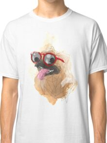 Pug Swagger Classic T-Shirt