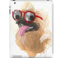 Pug Swagger iPad Case/Skin