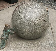 Stone ball by pisarevg