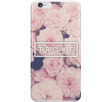 Troye- Flowers iPhone Case/Skin