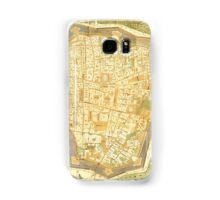 Vintage Map of Vienna Austria (1547) Samsung Galaxy Case/Skin