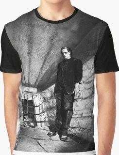Frankenstein Jr  Graphic T-Shirt