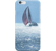 Sailing Home iPhone Case/Skin