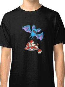 Zubat Catch Catch Em - Poke GOgear Classic T-Shirt