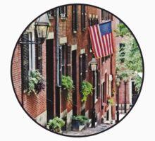 Boston MA - Acorn Street One Piece - Short Sleeve