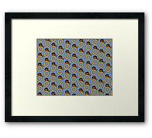 Hunkion Ring Framed Print