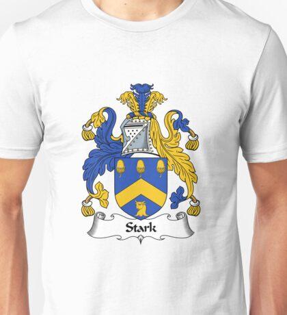 Stark Coat of Arms / Stark Family Crest Unisex T-Shirt