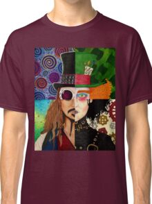 Johnny Depp Character Collage Classic T-Shirt