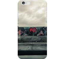 Graffiti Heart  iPhone Case/Skin