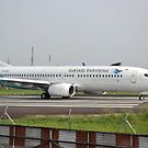 Garuda Indonesia airline by bayu harsa
