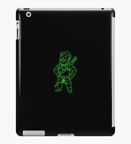 Lord of the Never-There (digital) iPad Case/Skin