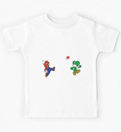 Pokemon Bross Kids Tee