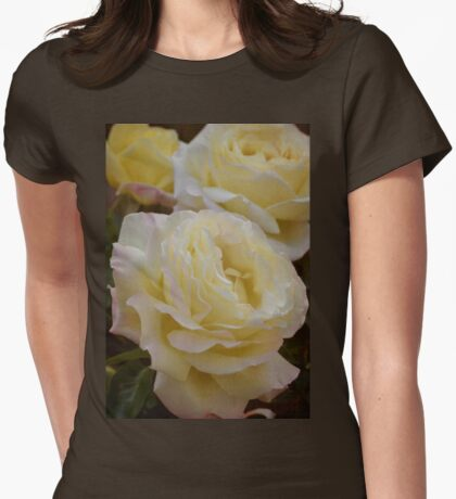Rose 313 Womens Fitted T-Shirt