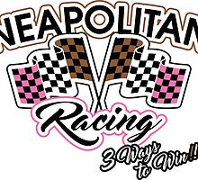 Neapolitan Racing by bortwein