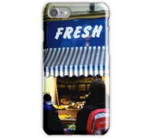 Not quite a Fishmonger in Brixton Village - 2010 iPhone Case/Skin