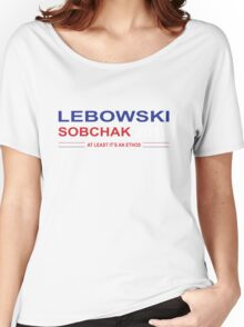 Lebowski Sobchak 2016 Women's Relaxed Fit T-Shirt