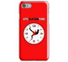 #ItsZlatanTime - Its Zlatan Ibrahimovic Time at Man Utd iPhone Case/Skin