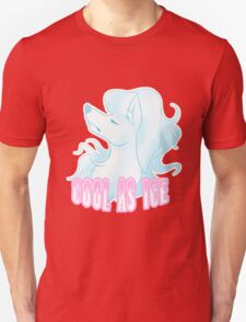 Cool as Ice Type Unisex T-Shirt