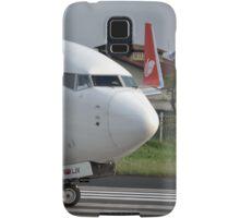 Lion Air airplane Samsung Galaxy Case/Skin