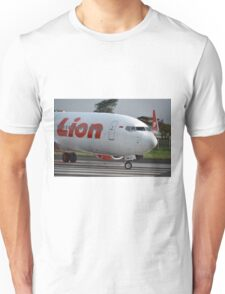 Lion Air airplane Unisex T-Shirt