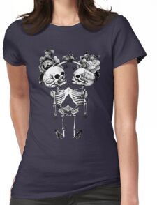 The Skeleton Twins Womens Fitted T-Shirt
