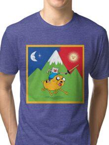 Finn's Jakeride Hofmann Acid Blotter Tri-blend T-Shirt