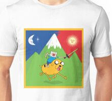 Finn's Jakeride Hofmann Acid Blotter Unisex T-Shirt