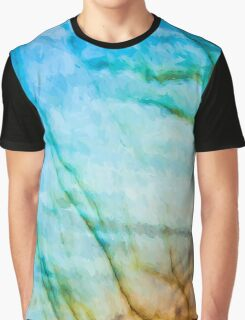 Abstract Painting Vibrinces Graphic T-Shirt