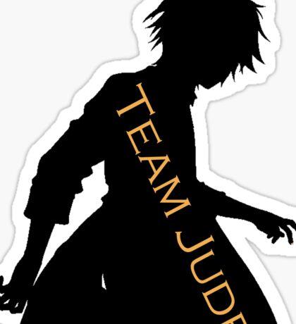 Team Jude 2 Sticker