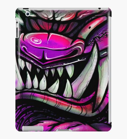 Graffiti Guardian iPad Case/Skin