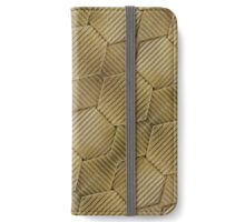Wrapped Cardboard Texture iPhone Wallet/Case/Skin