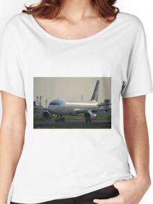 Silk Air airplane Women's Relaxed Fit T-Shirt